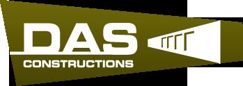 D.A.S. CONSTRUCTIONS PTY LTD Logo